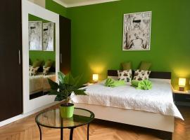 Chic&Town Cosy Green Apartment