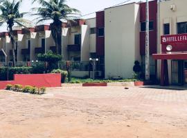 Hôtel Le Faso