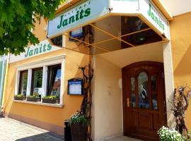 加斯托珍妮提斯旅馆