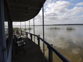 PS Federal Retreat Paddle Steamer Goolwa