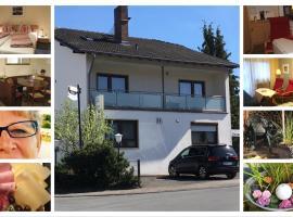 Pension Taunusblick Ferienwohnung und Apartment