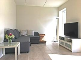 New Clean Modern House in Beautiful Nature 20 mins to CPH Downtown