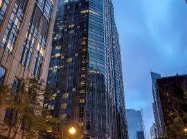 凯悦中心芝加哥壮丽大道酒店