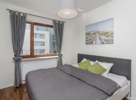 Chill Apartments Mokotow Center