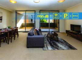 Perfectly Located Apartment Close to CBD and Airport