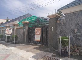 Maidugu Guest Palace Hotel, Kaduna (Igabi附近)