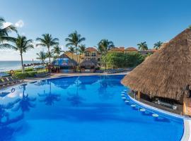 海洋珊瑚松绿石全包酒店,位于莫雷洛斯港的度假村