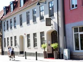 隆德北欧贝斯特维斯特优质酒店