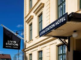Livin Station; Sure Hotel Collection by Best Western