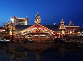 博尔德站赌场酒店