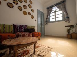 The house by Riad inna