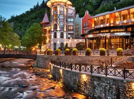 博尔若米皇冠假日酒店-温泉及健康中心, Borjomi