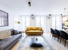 HighStay - Louvre / Saint Honoré Serviced Apartments,位于巴黎的公寓