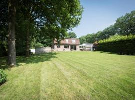 Kombinn - Holiday Home in the woods around Bruges