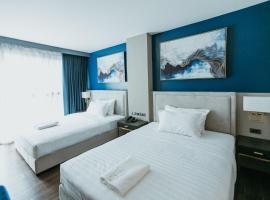 PVL套房酒店