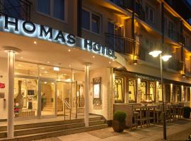 托马斯时尚温泉酒店