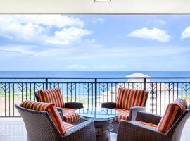 TOP Floor Penthouse with Panoramic View - Ocean Tower at Ko Olina Beach Villas Resort