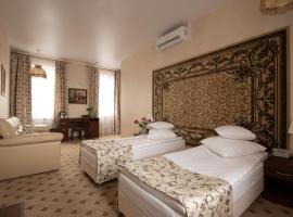 Hotel Sovetskaya, 伊尔库茨克