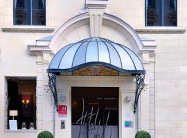 Qualys-Hotel Saumur Le Londres, 索米尔