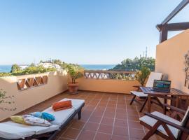 """Apartamento relax Málaga vistas mar """"Dos Cipreses"""""""