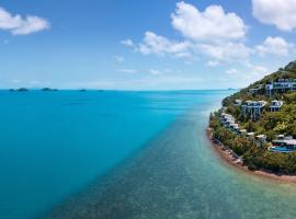 苏梅岛康拉德酒店, 塔林甘海滩