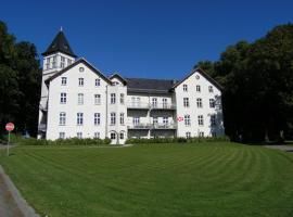Urlaub im Jagdschloss bei Ostseebad Kühlungsborn