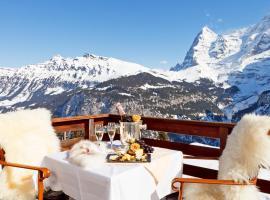 艾格峰瑞士品质酒店