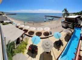 Punta Mita Luxury Beachfront Condo, 蓬塔米塔