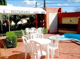 Hotel Pousada Hits Mar