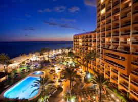 日落海滩俱乐部公寓酒店