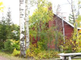 Eagle Lodge Log Cabin