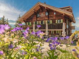 瑞德包瑞士高山小屋旅馆, 茨魏西门