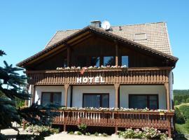 Hoffmanns Hotel Waldfrieden Garni