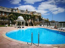 利维米德别墅酒店,位于托基的酒店