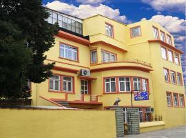 黄玫瑰旅馆