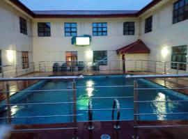 Eclipse Hotel and Suites, Sango Otta (Ifo附近)