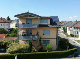 Apartment Steinackerweg