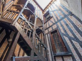 Beau T2 Centre Historique - Mytripintours