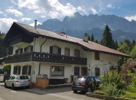 Gästehaus Lehnerer Grainau