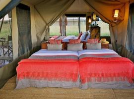 Pumzika Serengeti Safari Camp, 巴纳吉 (Ngorongoro附近)