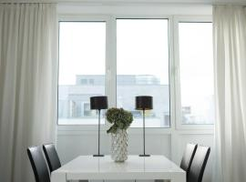Central Apartment MEDIA HARBOUR + Free Parking!