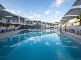 Aloe Boutique & Suites, 阿尔米里达