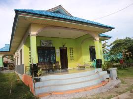 Penginapan Ananda, Maratua Atoll