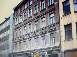 Courtyard of Helsinki