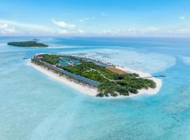 Innahura Maldives Resort, 拉薇亚妮环礁