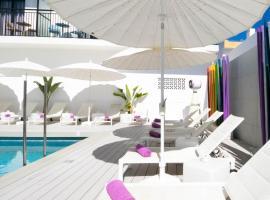 紫色酒店 - 仅限同性恋者入住, 圣安东尼奥