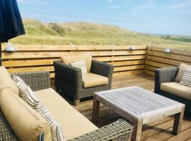 Beach front 2 BR vacation home - summerhus