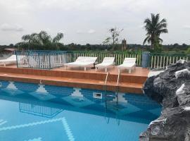 Akosombo Continental Hotel, Akosombo