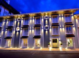 格拉玛多摩德维酒店