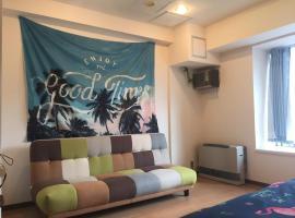 Sapporo Room 001